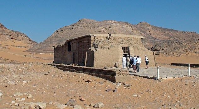 معبد امادا Temple of Amada