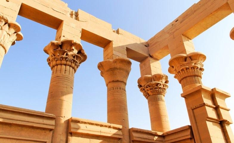 معبد فيلة Philae Temple