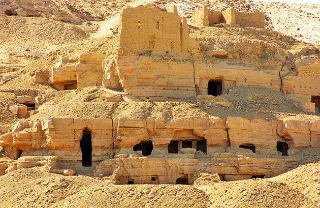 مقابر النبلاء Tombs of the Nobles
