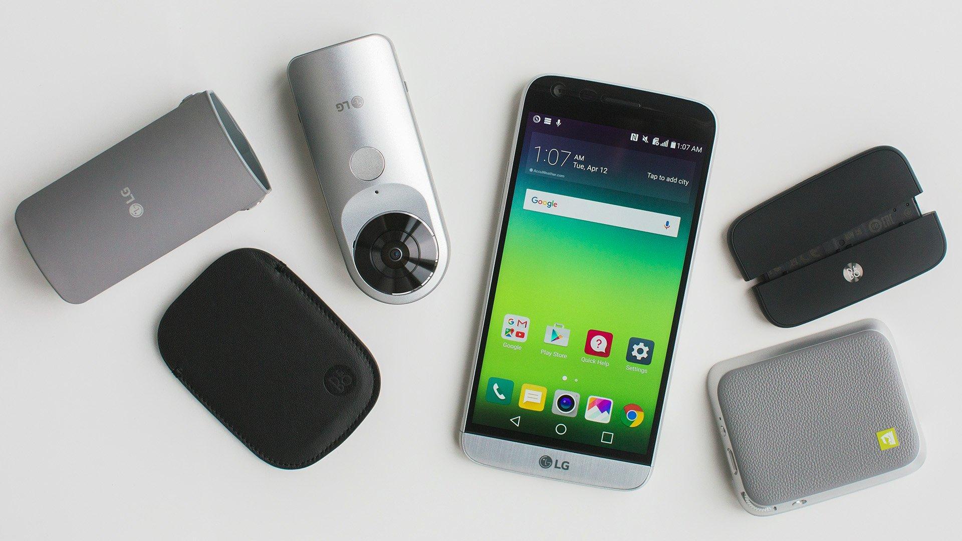 أسعار ومواصفات موبيل LG G5 ال جي جي 5
