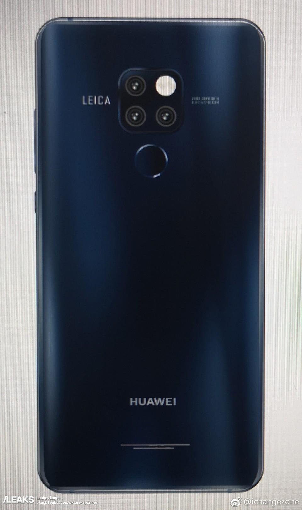 تعرف على مواصفات وسعر هاتف Huawei Mate 20 Pro من شركة هواوي