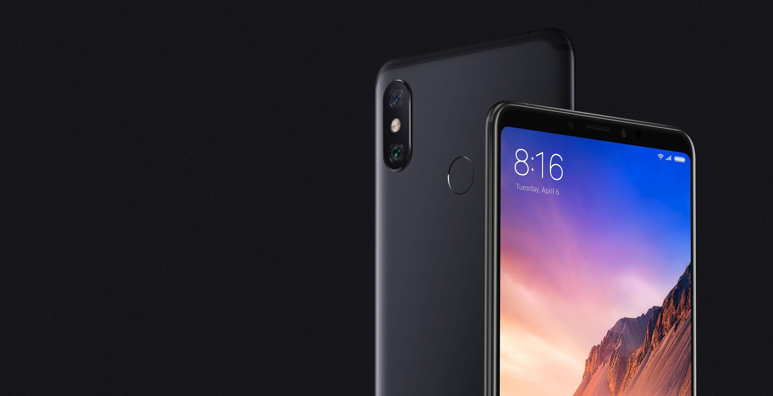 هاتف Xiaomi Mi Max 3 وهاتف Xiaomi Mi Max 3 Pro