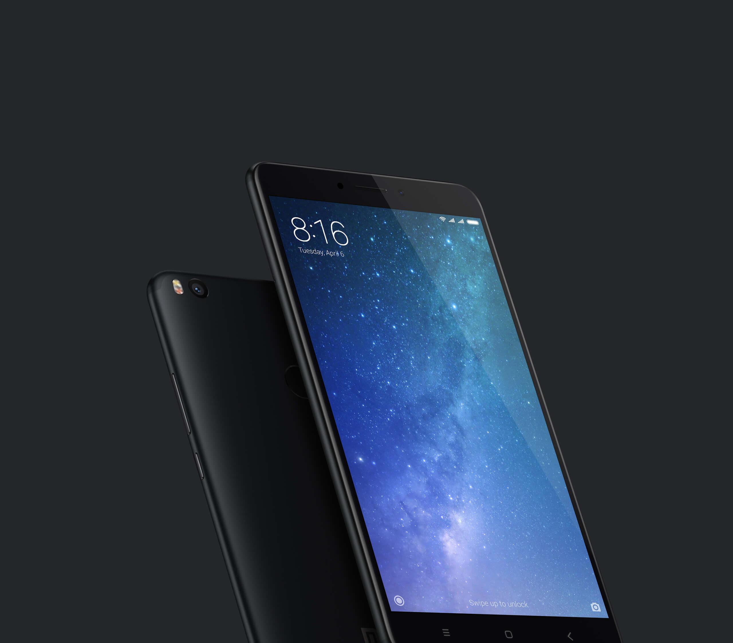 أسعار ومواصفات موبيل Xiaomi mi max2
