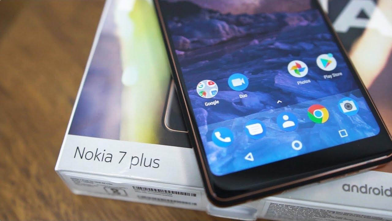 أسعار ومواصفات موبيلنوكيا 7 بلس Nokia 7 plus